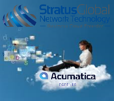 Acumatica ERP Cloud - Stratus Network Technology New York New Jersey NYC Long Island the Hamptons