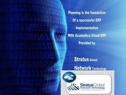 Acumatica ERP Cloud - Stratus Network Technology New York New Jersey NYC Long Island the Hamptons