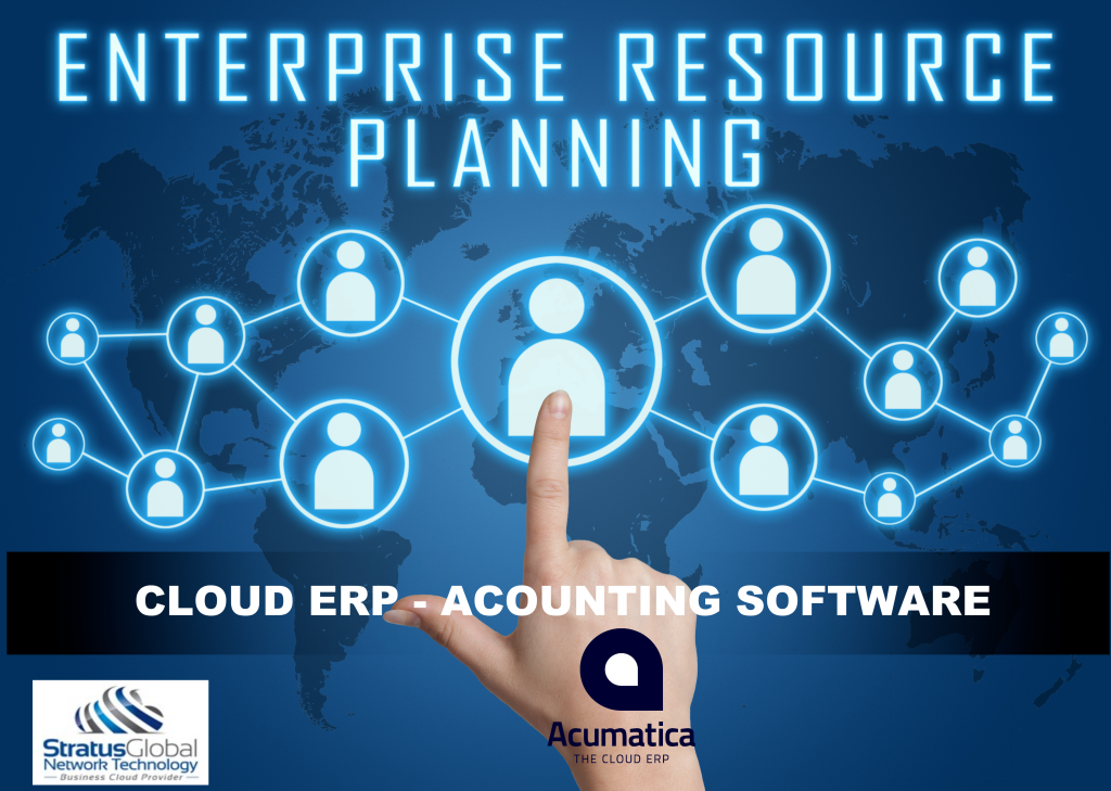 Cloud ERP and Accounting Software