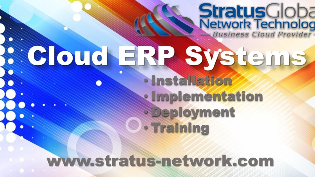 5 top cloud erp software