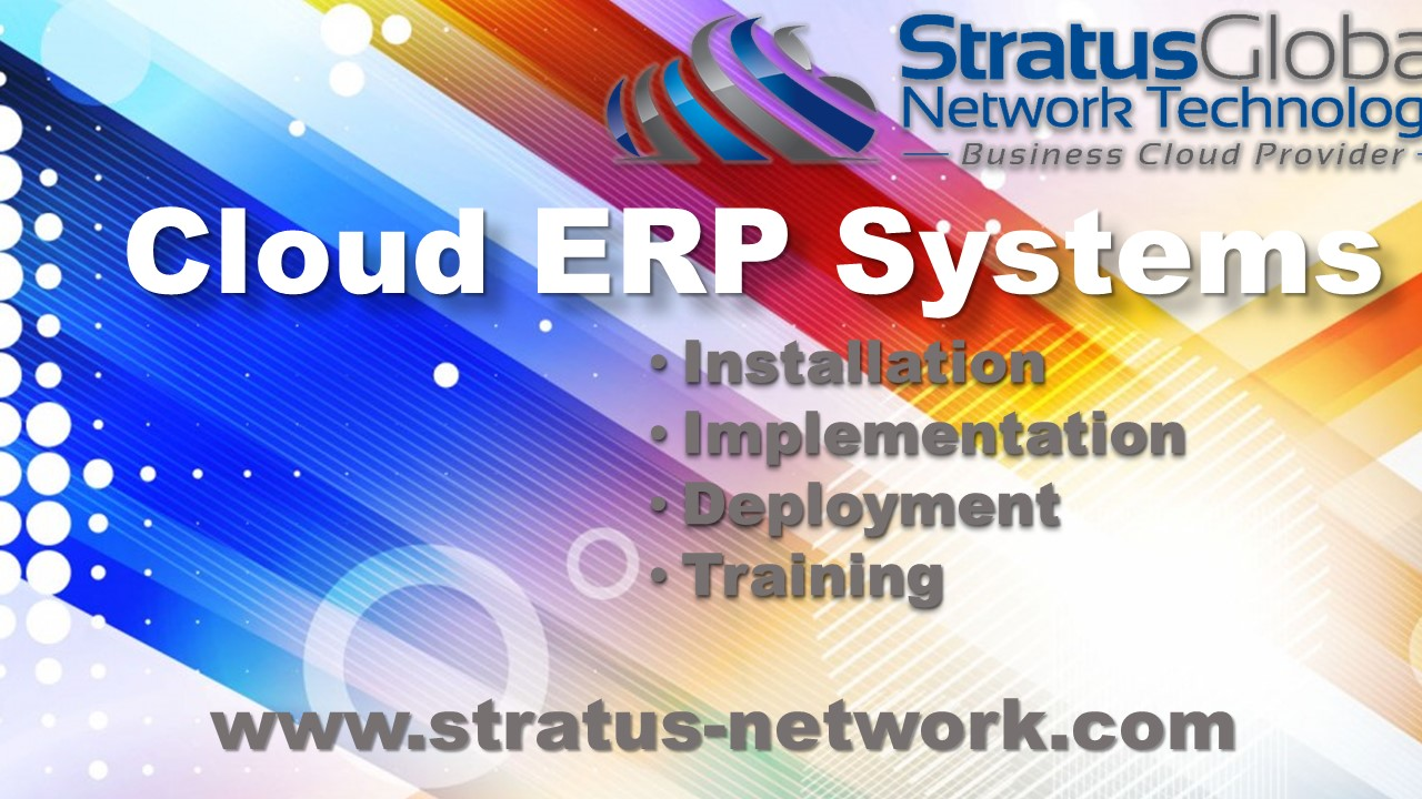 5 top cloud erp software