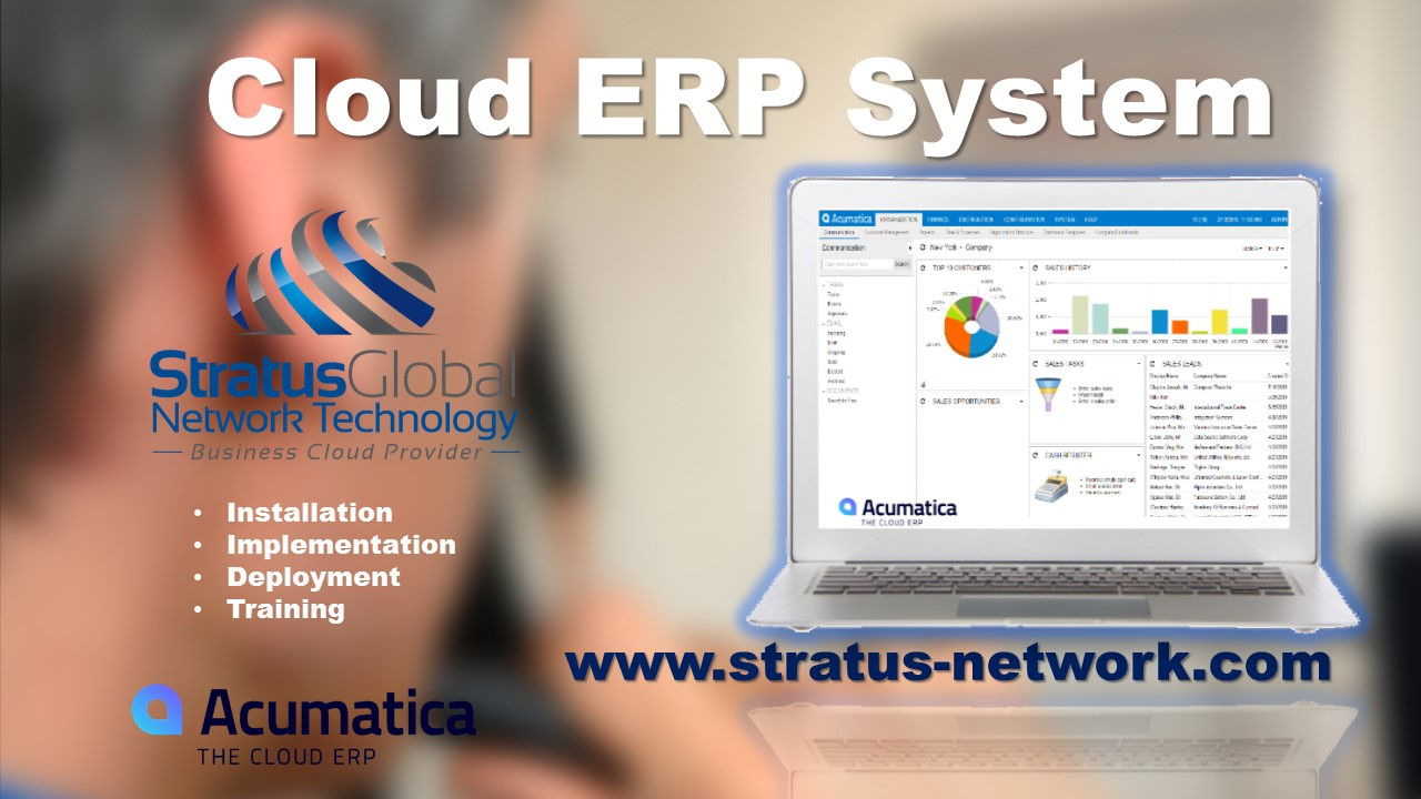 top 5 cloud erp software