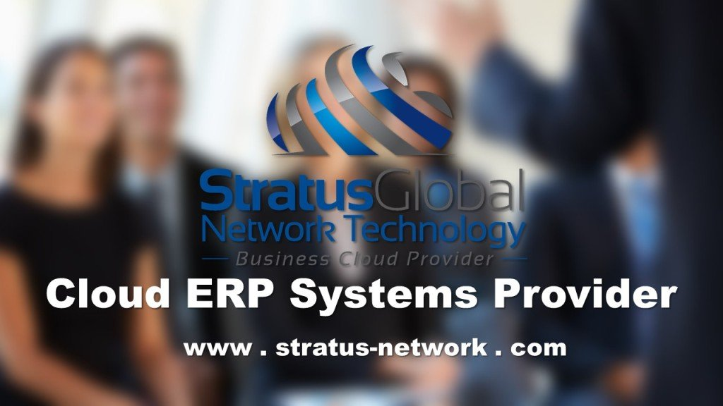 Cloud ERP systems Inventory control
